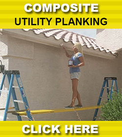 Composite Utility Planks